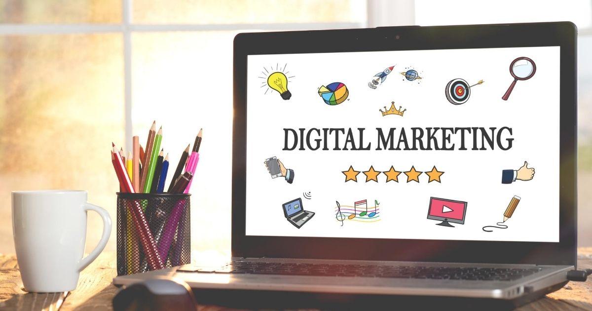 5 Benefits of Online Marketing